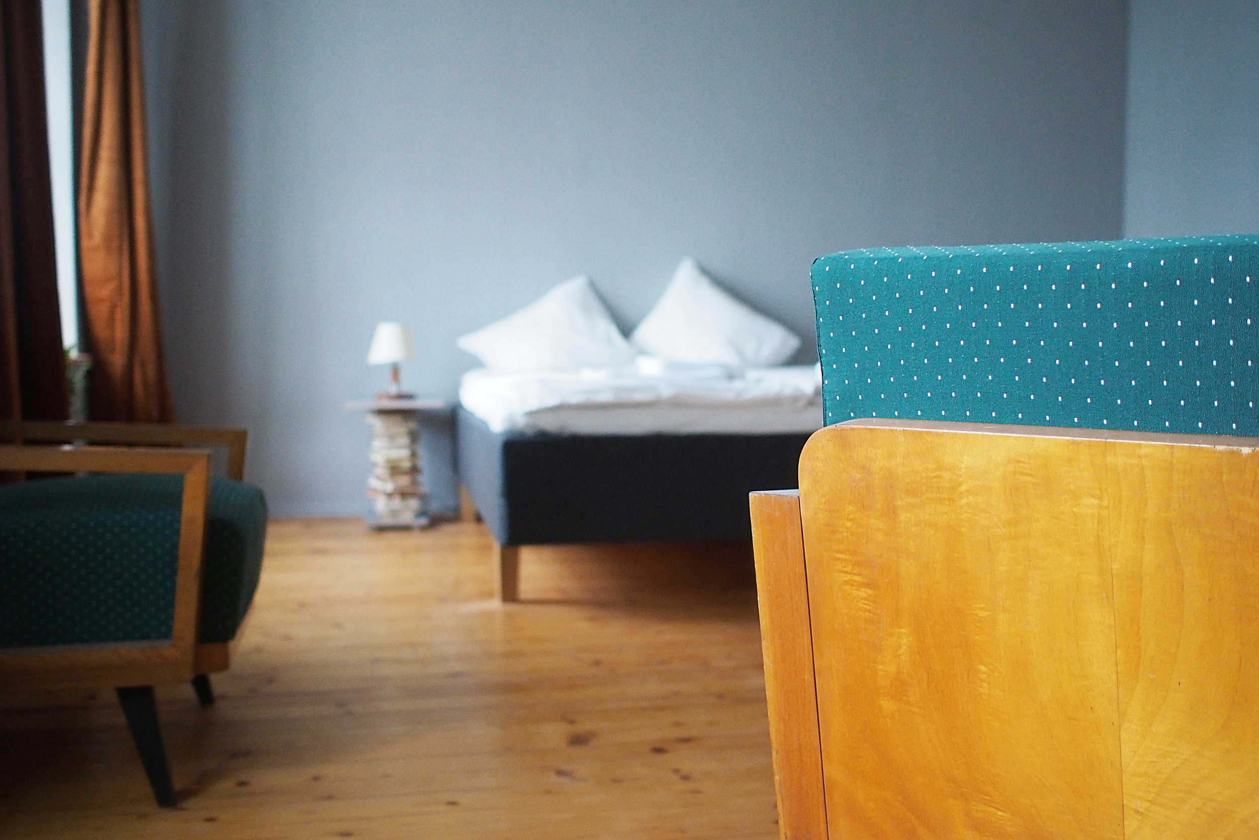 Rooms & Suites -