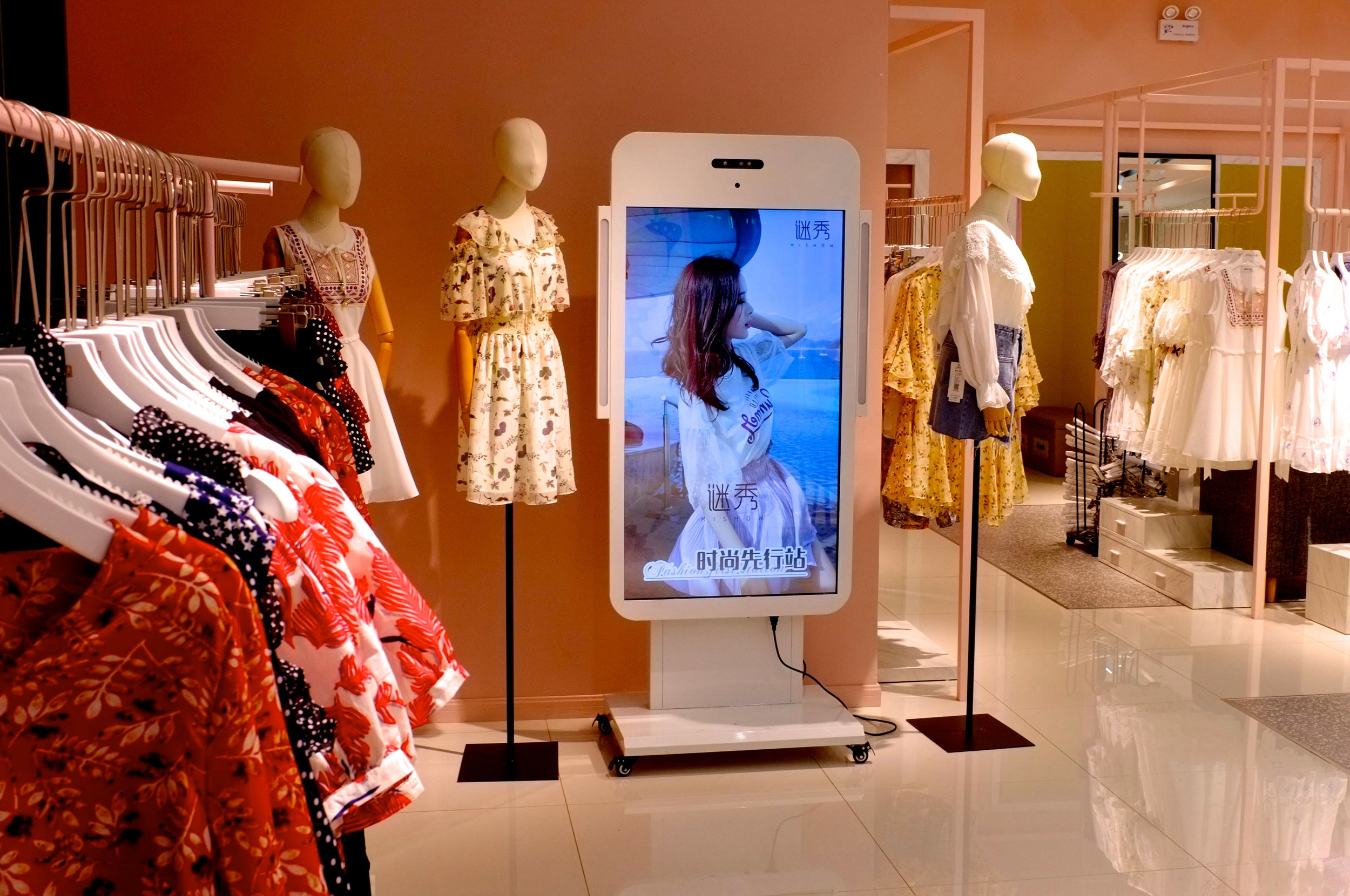 Alibaba and Guess cooperate in Alibaba mall Hangzhou