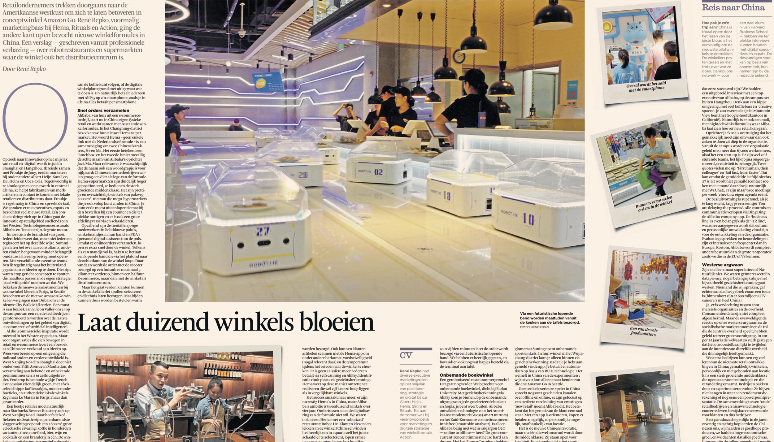 editorial FD (Dutch)