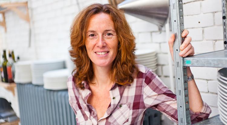 Marleen Jansen, cofounder of MarleenKookt