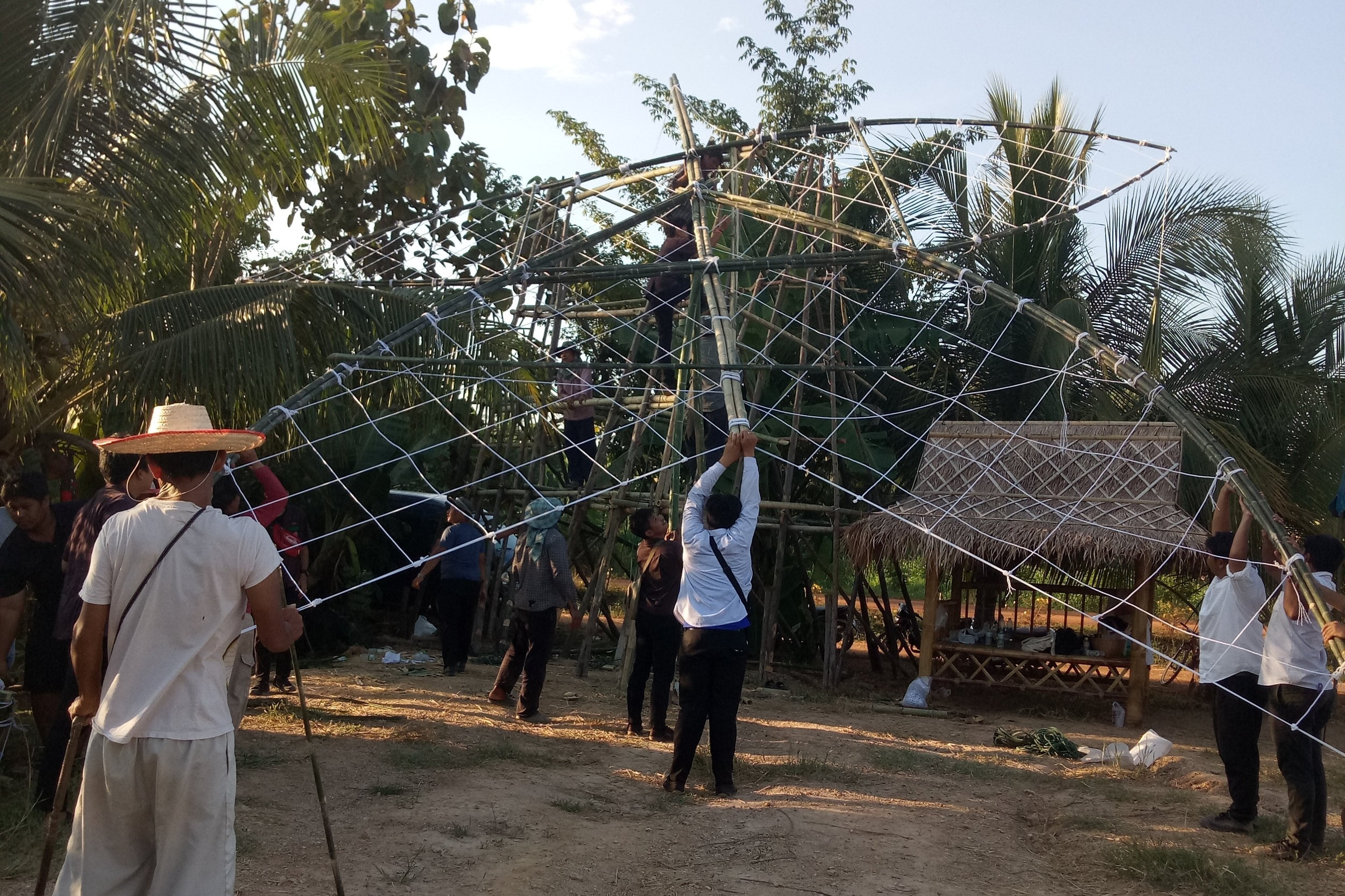 - gothai : bamboo kite