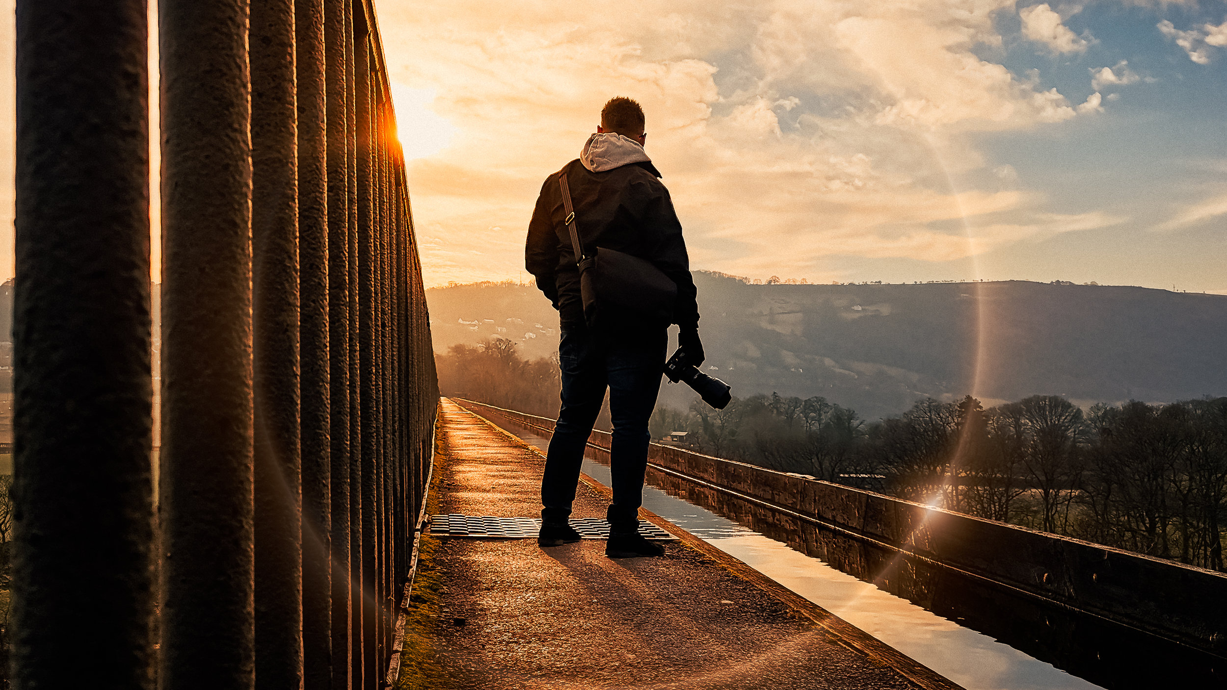 PONTCYSYLLTE AQUEDUCT 2018 - TAKEN BY WHITE APPLE PHOTOGRAPHY...
