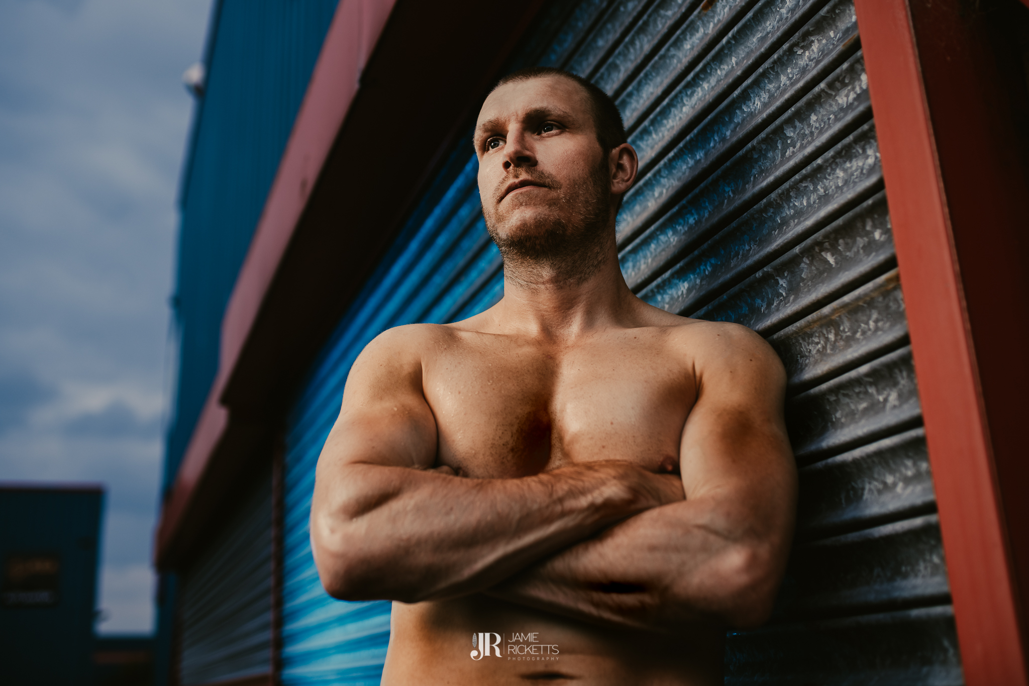 FITNESS PHOTOSHOOT - Johns 12 Month Transformation