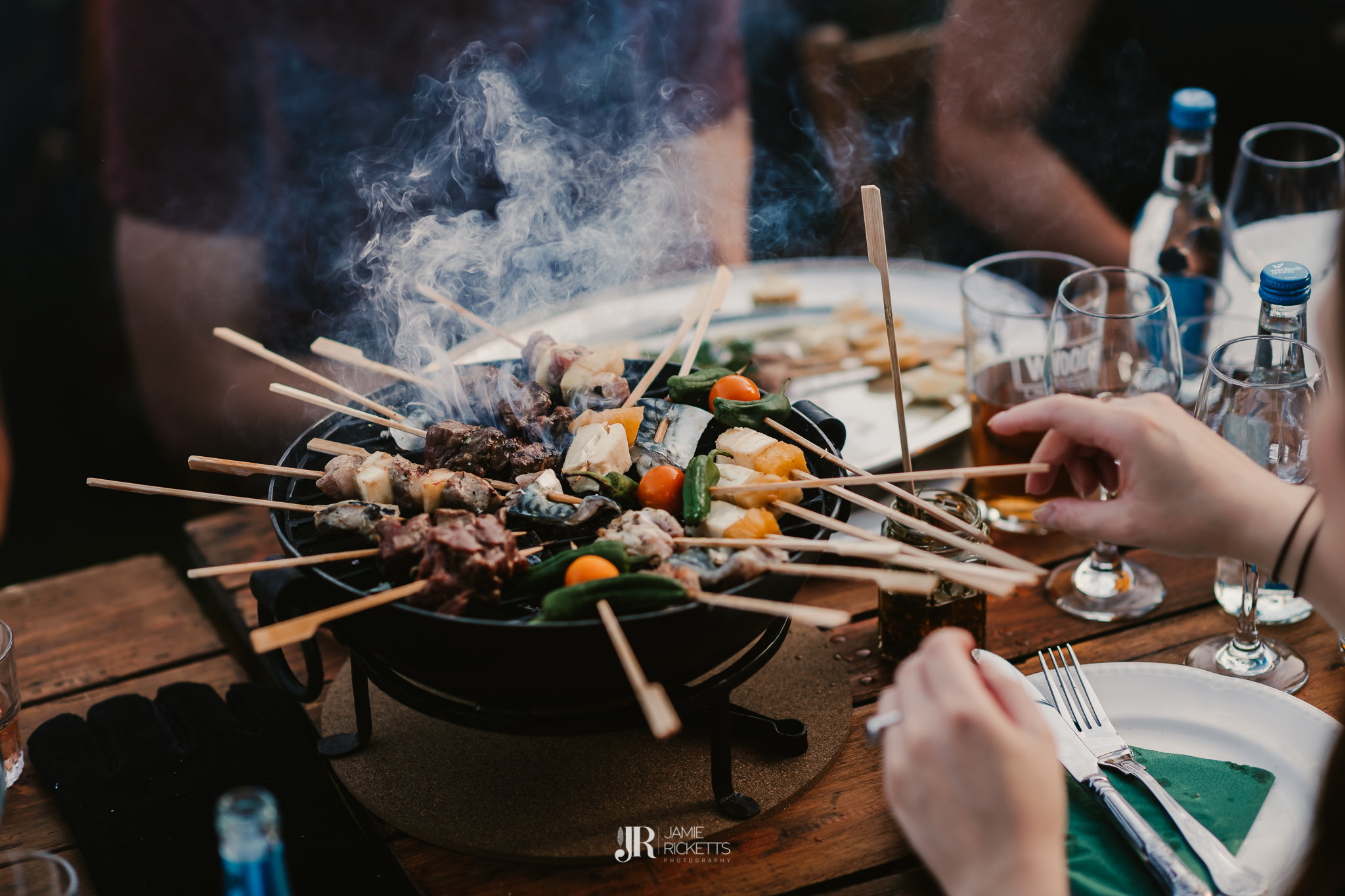 ADAM PURNELL - SHROSPHIRE LAD / BBQ Banquet Event