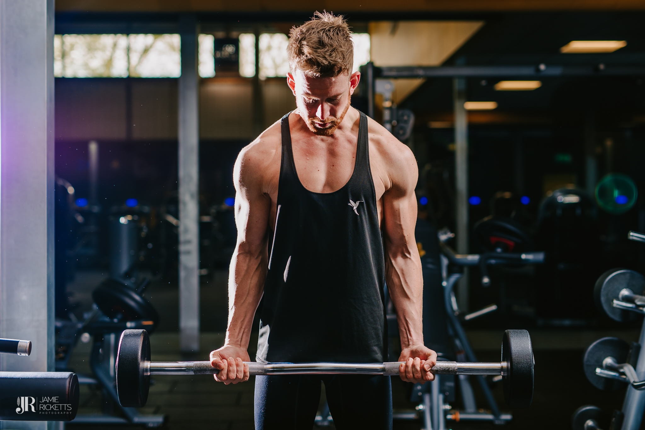 BEN BOOTH - FITNESS