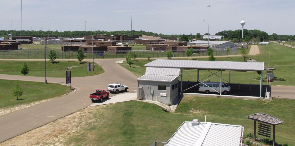 Central Mississippi Correctional Facility in Rankin County, which was built in 1986, holds more than 3,700 inmates.   Vickie D. King/Mississippi Department of Corrections