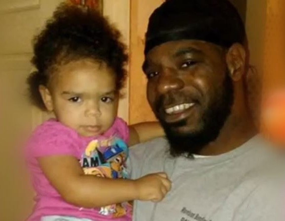 Henry Armstead, pictured here with his daughter, was severely beaten and burned while incarcerated at South Mississippi Correctional Institution, according to an incident report. Now transferred to the hospital at the State Penitentiary at Parchman, he's still on a feeding tube.   Photo courtesy of the Demetrius Armstead family