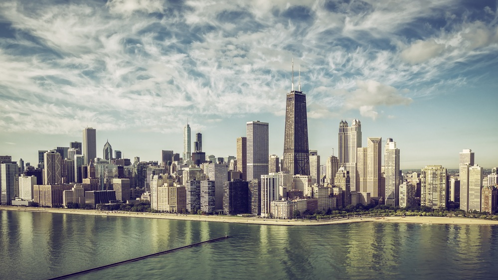 More illegal guns consistently wind up on the streets of Chicago and are recovered    than in any other major city   . They are fueling the violence in the Windy City. About 60% of all recovered guns come from outside Illinois, a large number of them from Mississippi.   marchello74/Shutterstock