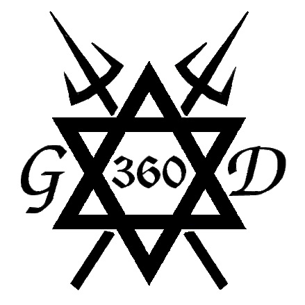 The six-pointed star is a familiar symbol for the Gangster Disciples.