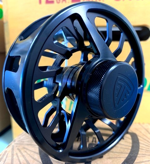Taylor Array V2-Black 4-6wt$280 - Salt, fresh, creek, stream, swamp…The Array V2 is the prefect all-rounder. A beautiful, sleek aesthetic pairs with drag mechanics to back it all up. Look good, fish good. Call, or email for availability.386-643-7300 / info@youngoutfitter.com