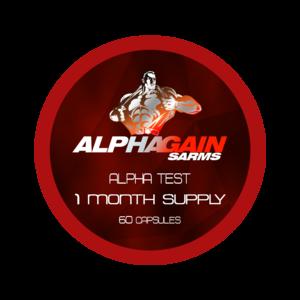 ALPHA TEST - RAD 140 — Alphagain