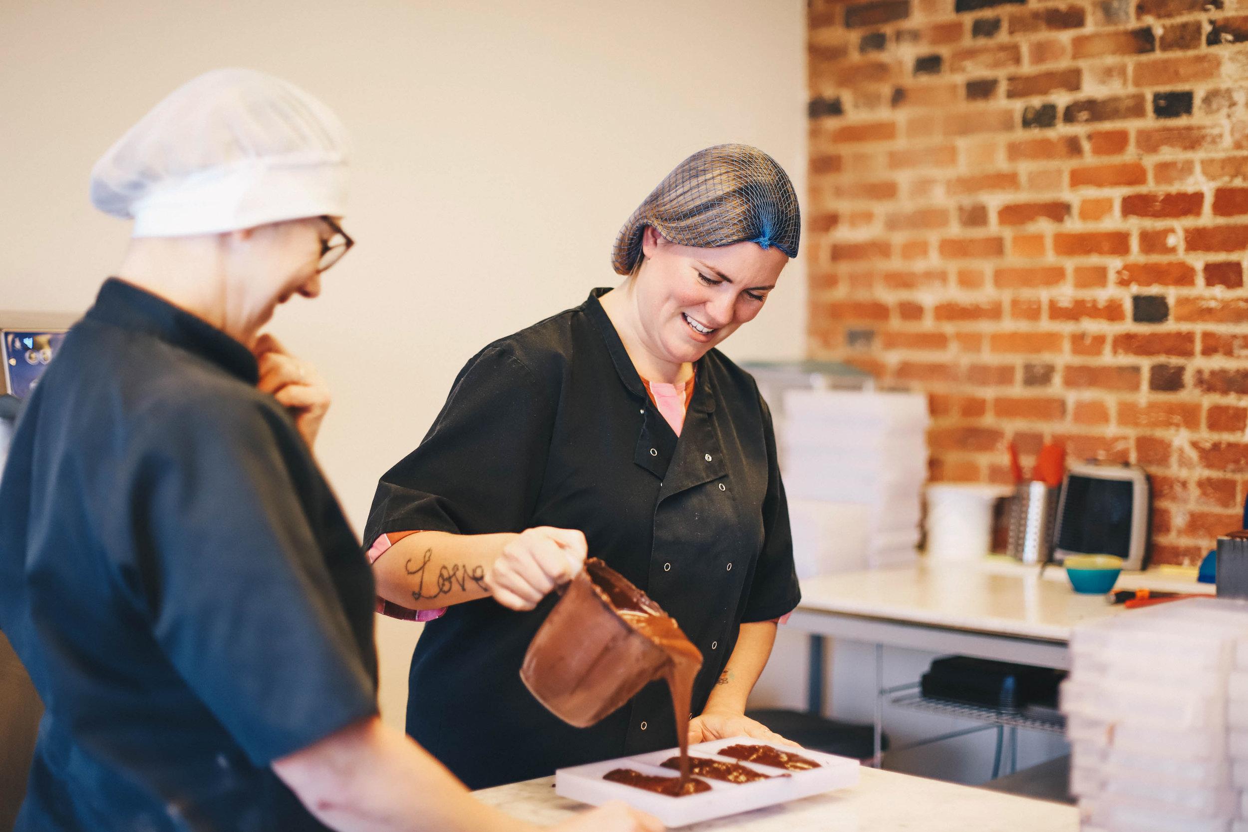 Creighton's Handmade Chocolate in the UK