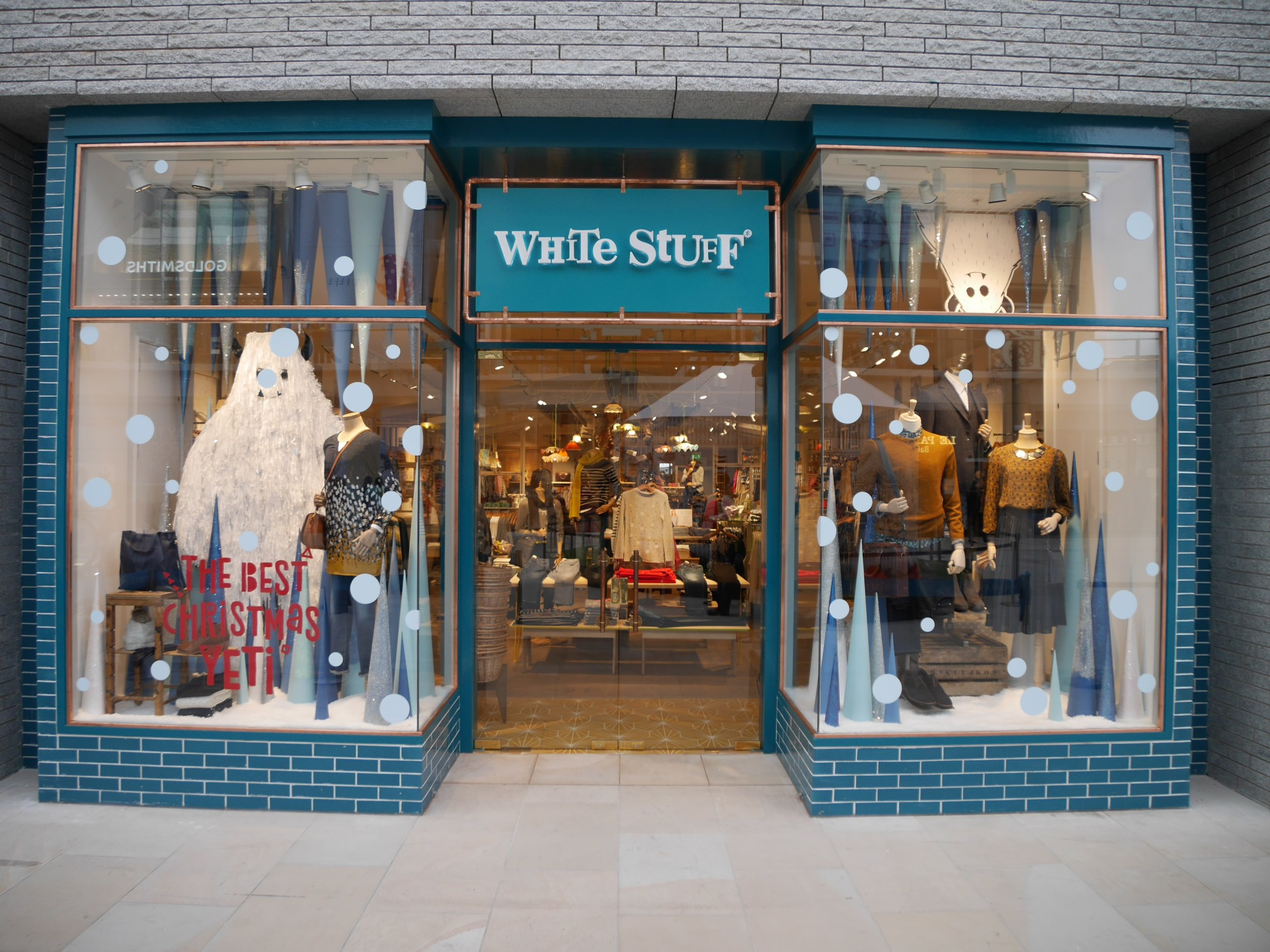 White Stuff store in Oxford Street