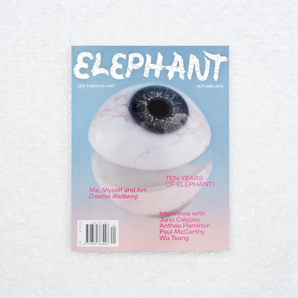 Elephant Magazine issue 40