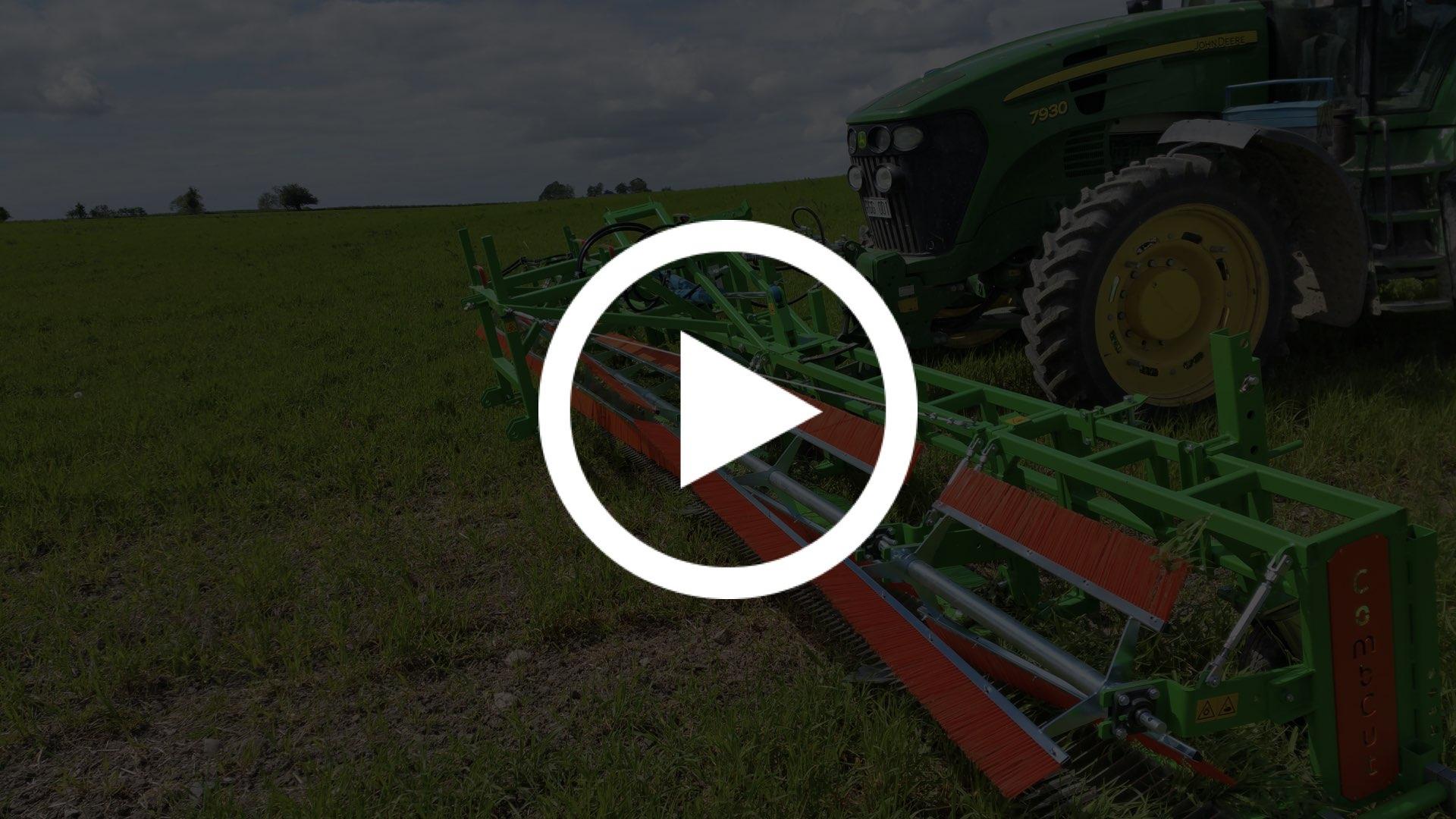 Video - Videos mit Instruktionen, Tests und Einsätzen von CombCut.