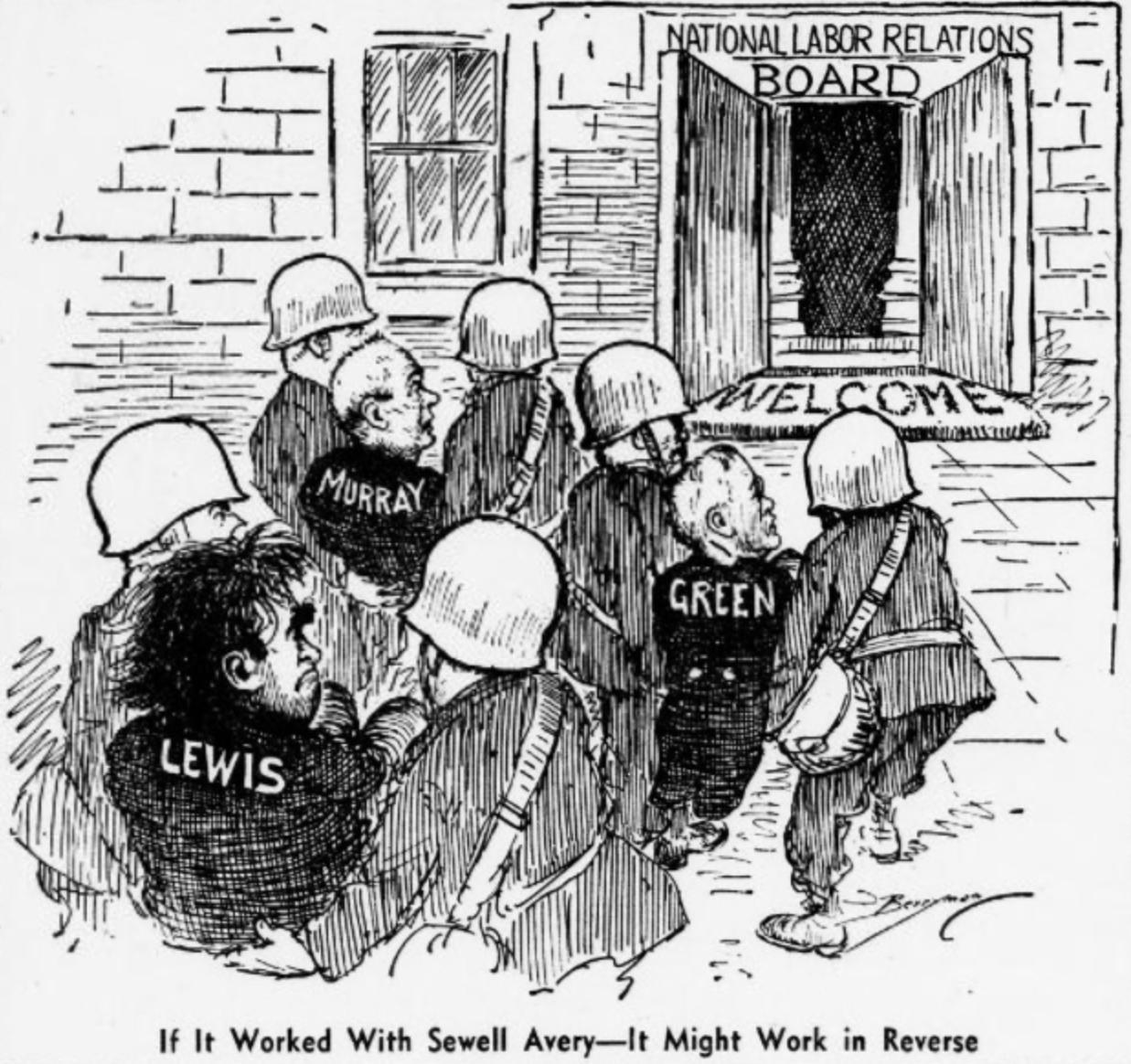 Photocredit:  Evening Standard, 1947