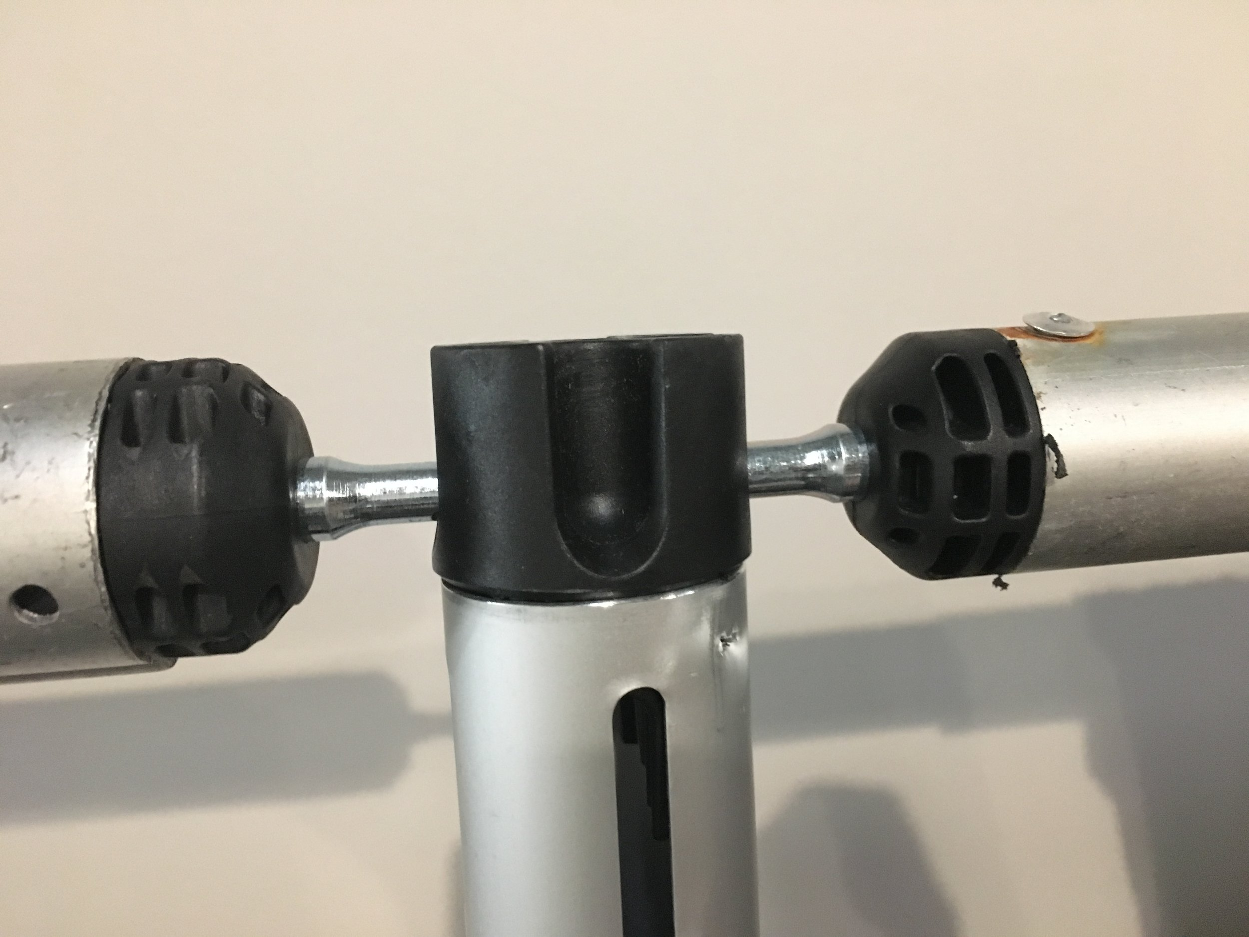 New ball and joint system.