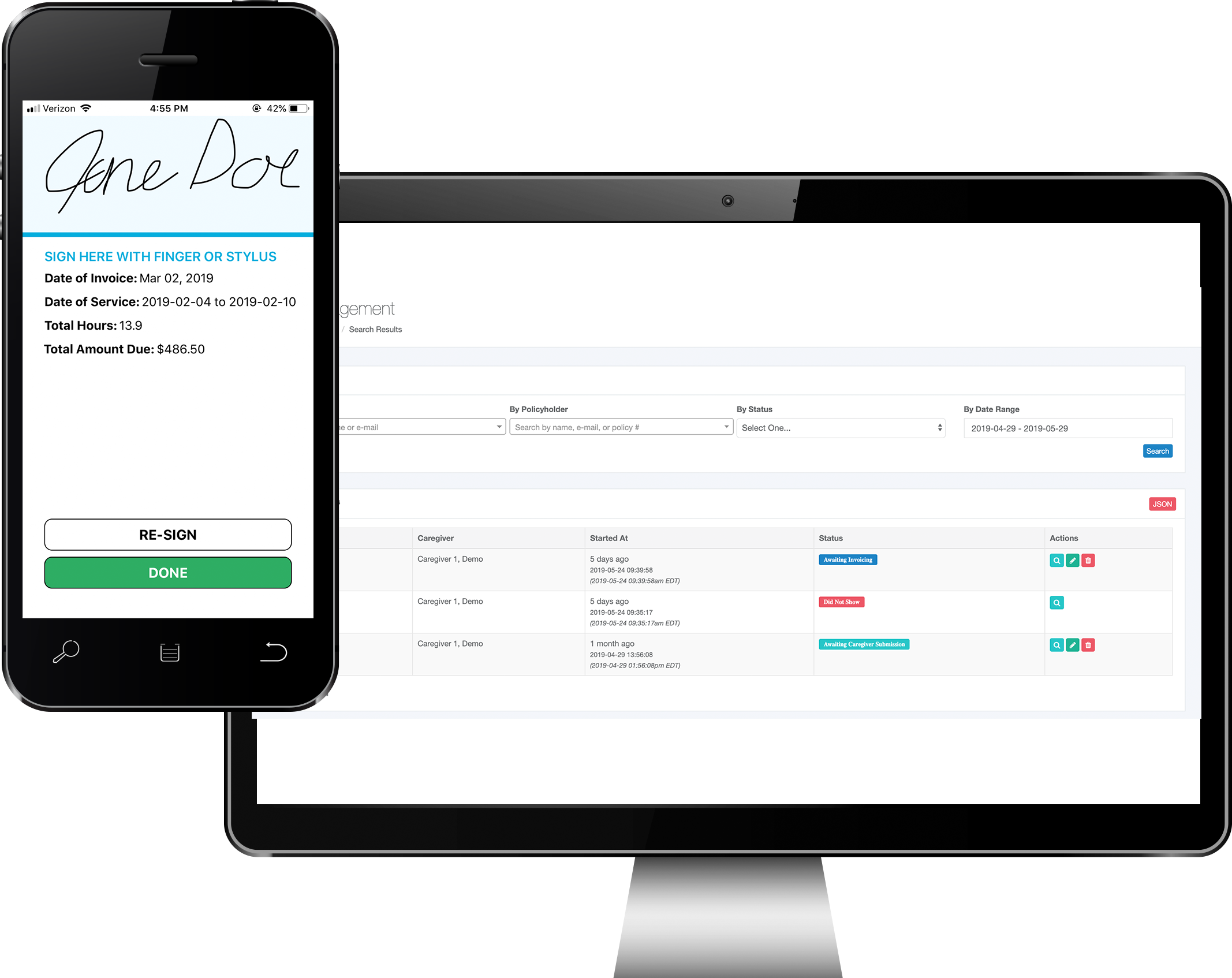 Improved Efficiency - Automated operational support for daily workflows.