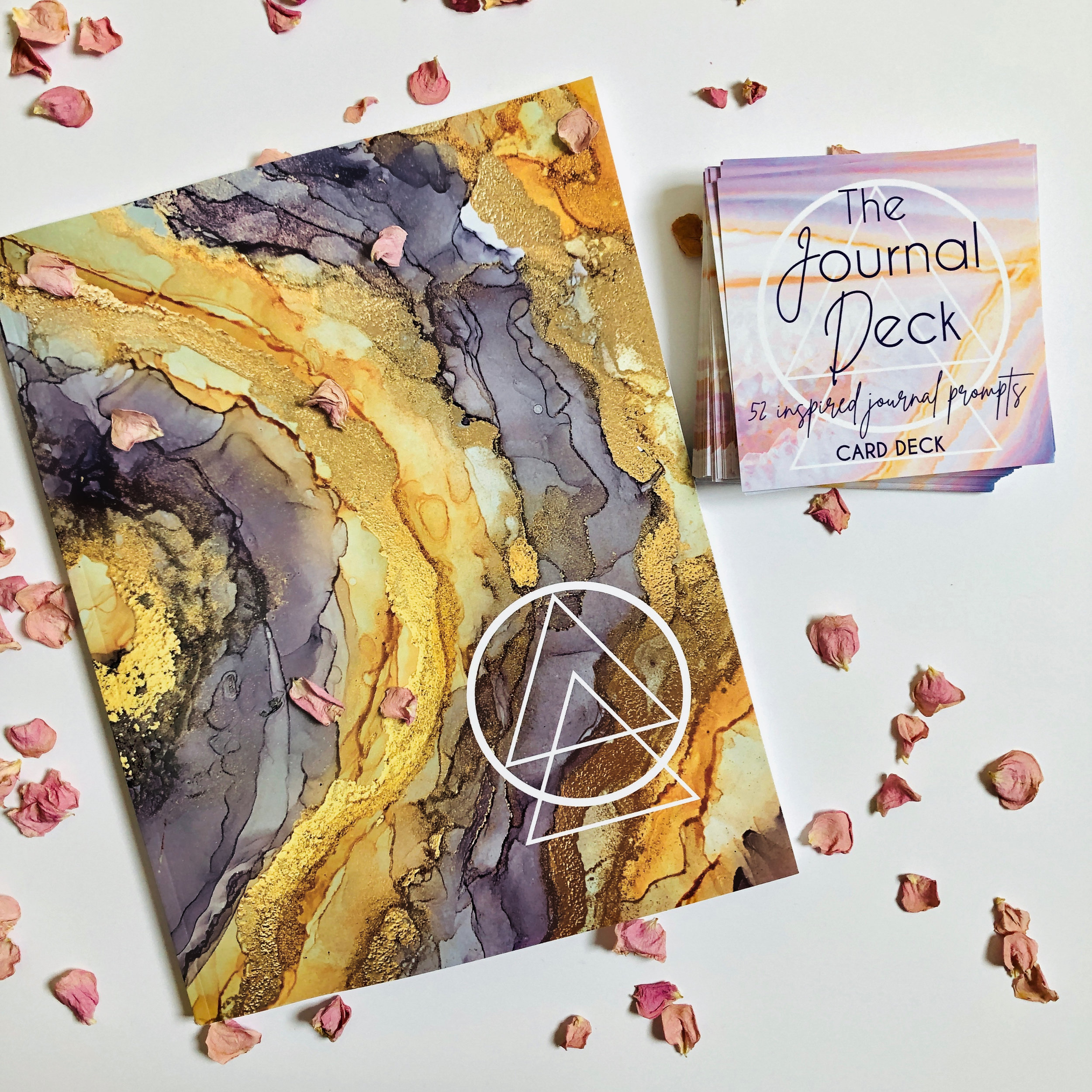 OG Deck + Journal Bundle - $45
