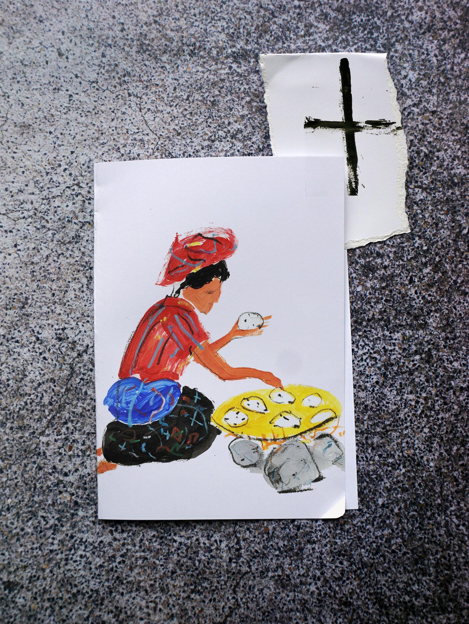 Notizen aus Chichicastenango, Guatemala