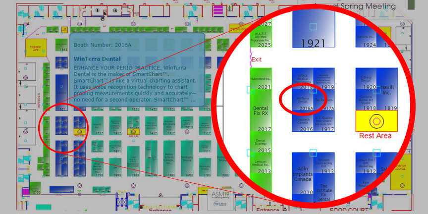 Our booth is located at the second aisle in from the left-hand side of the floor plan shown here.