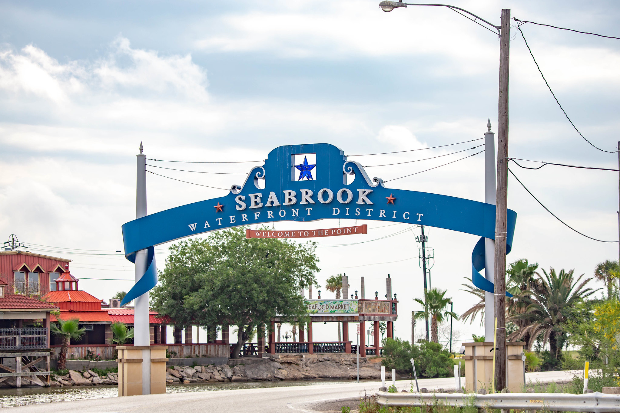 Seabrook Waterfront