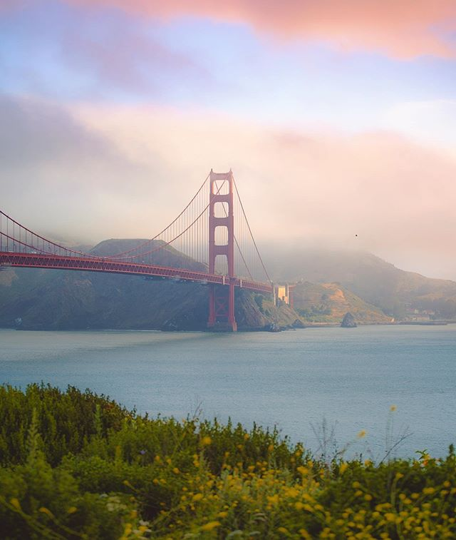 One of the best views in San Fran is literally right off the road!Have any of you been to this spot?