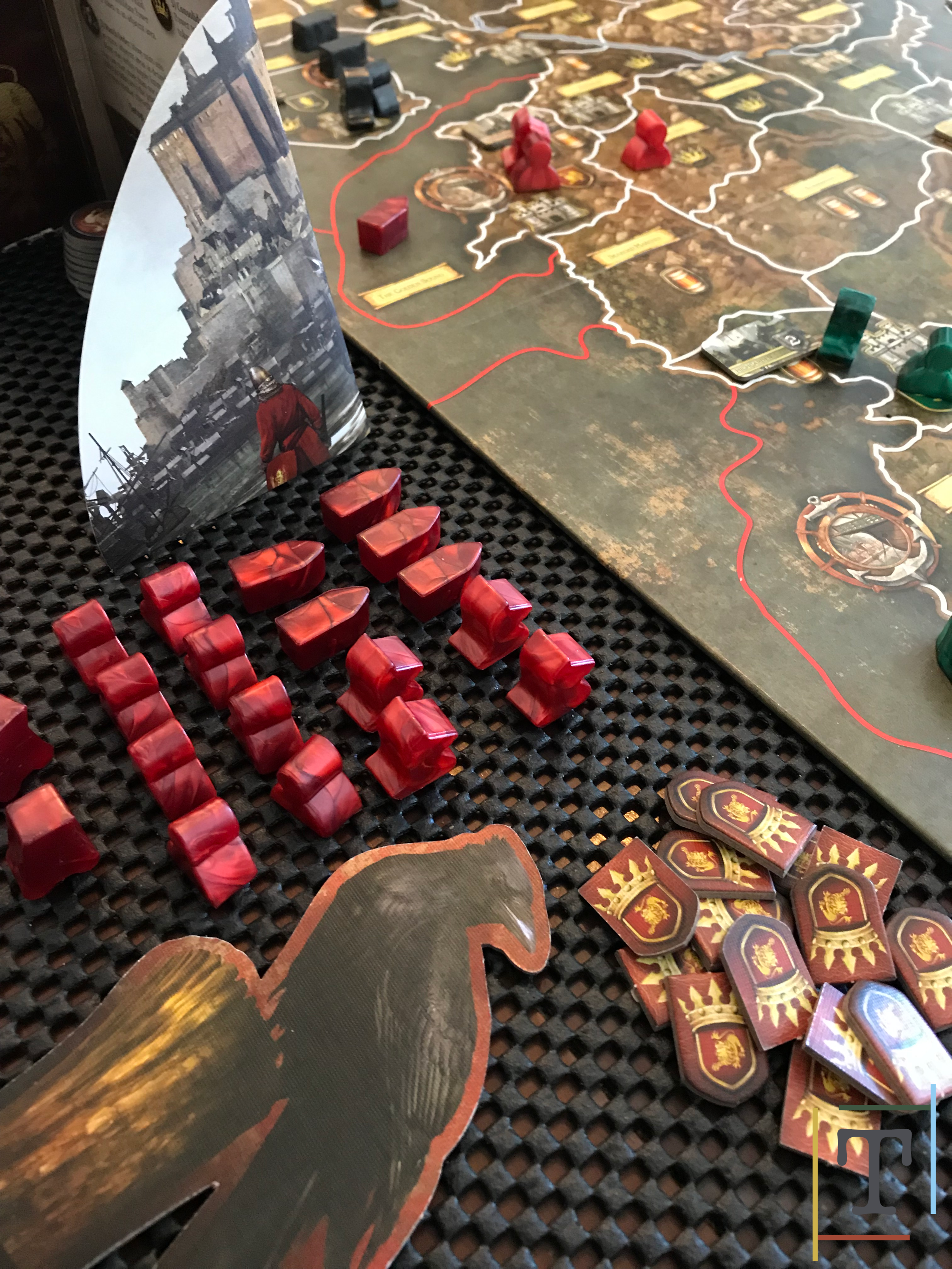 House Lannister Units and Tokens