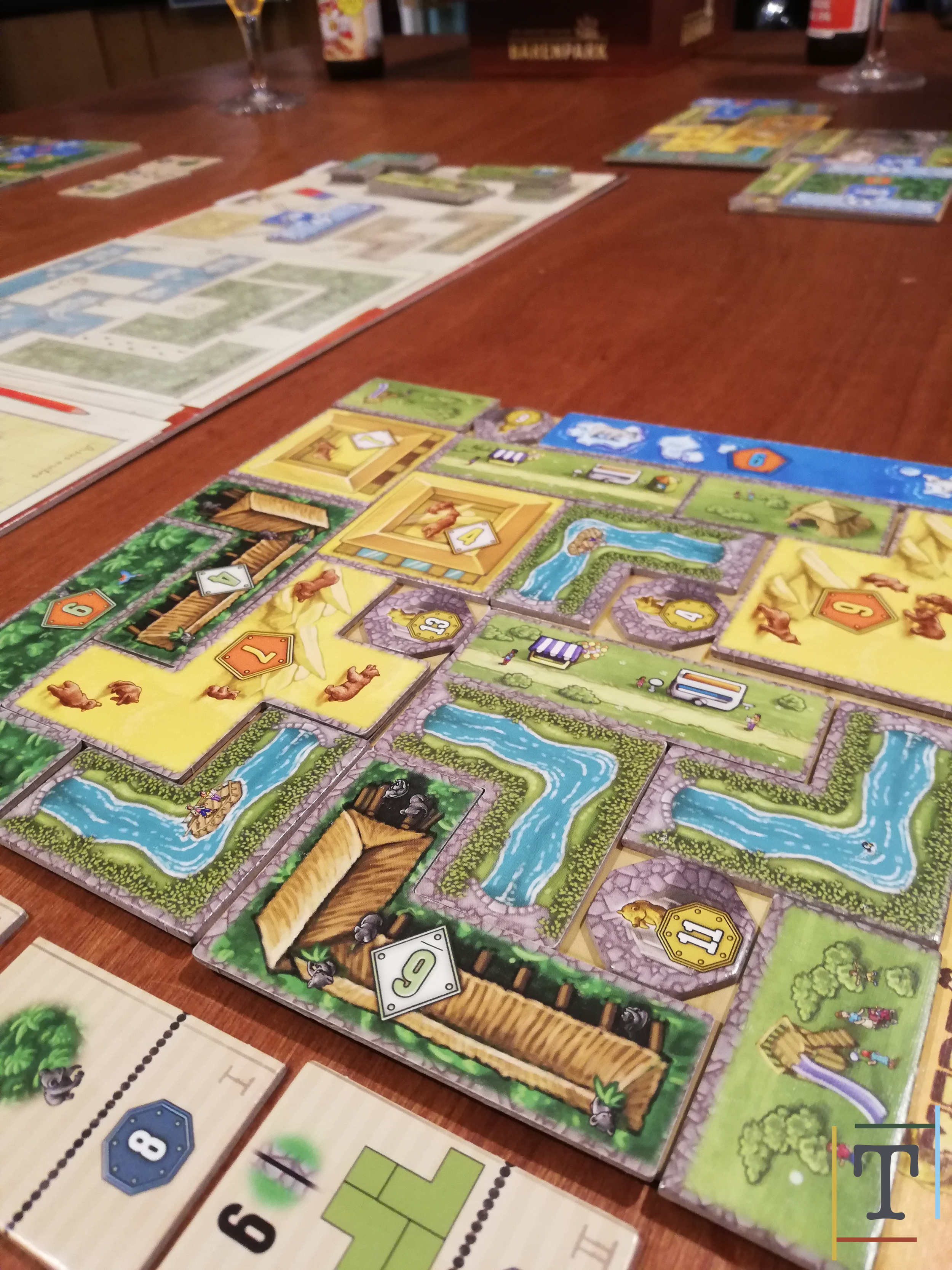 First Impressions Barenpark The Tabletop Times