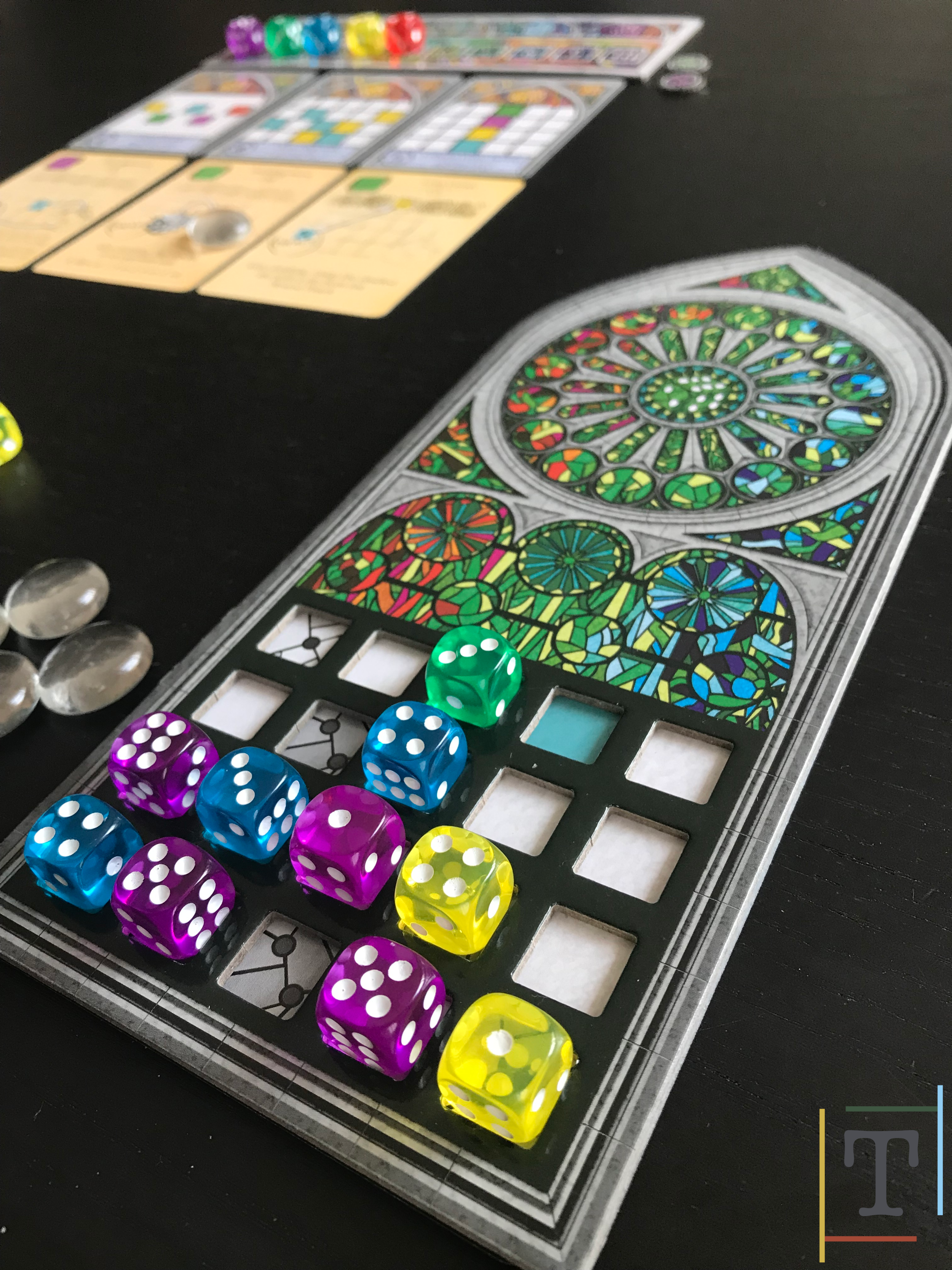 Sagrada - Player board in progress.png