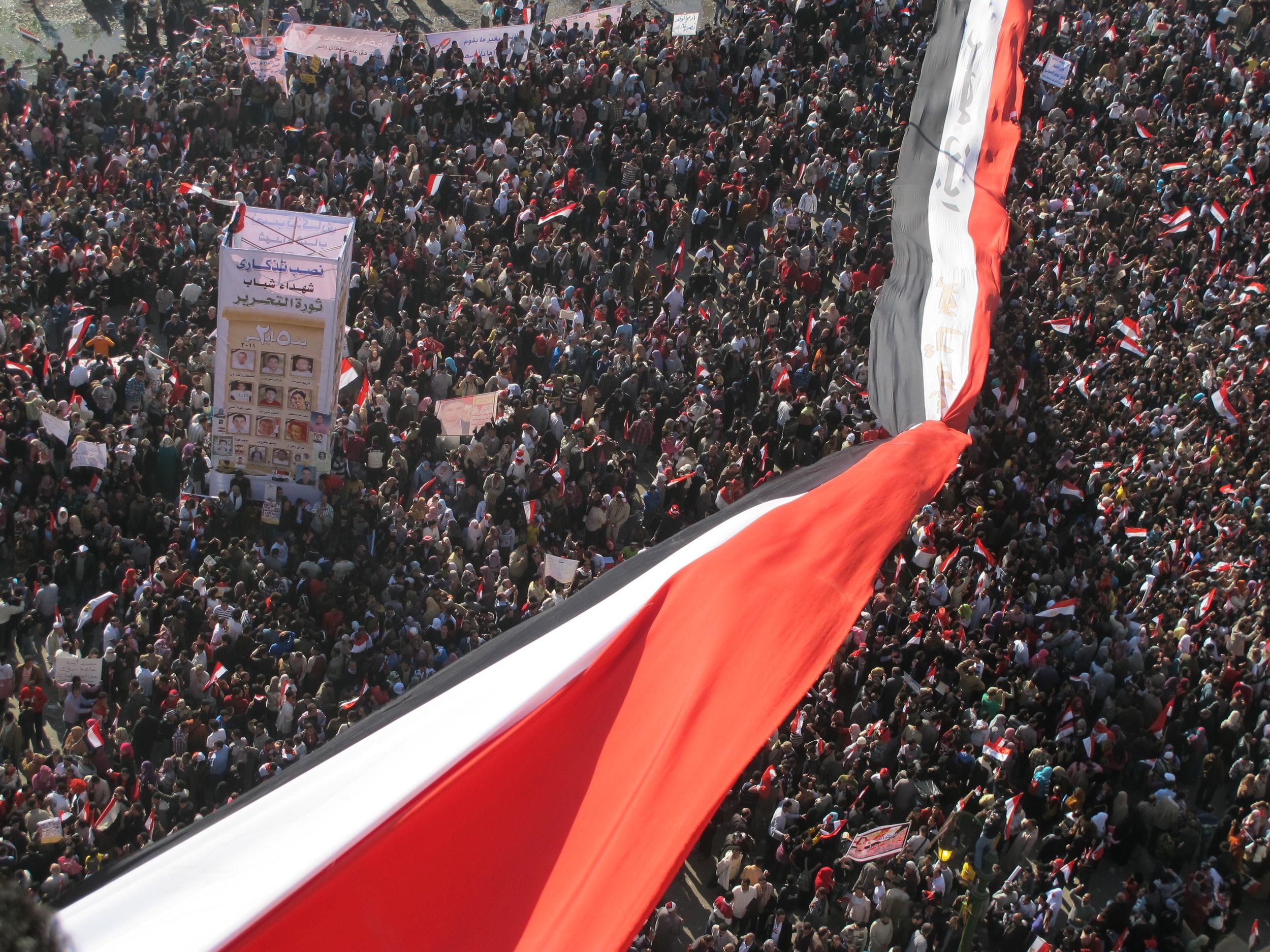 Tahrir Square 2011