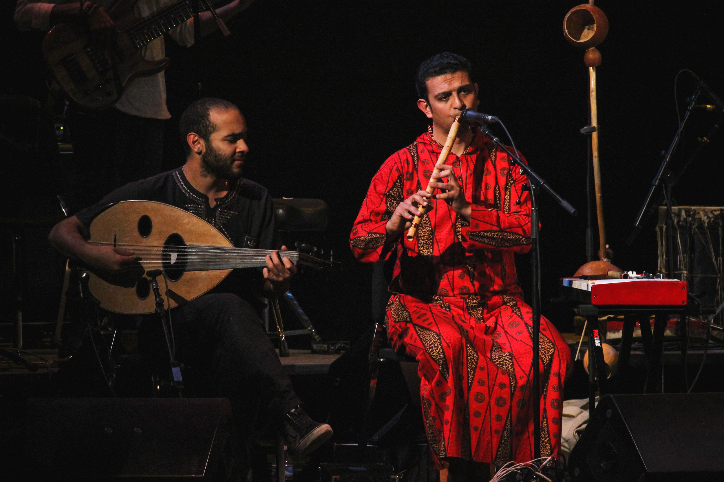 Mohamed Abozekry and Nader ElShaer