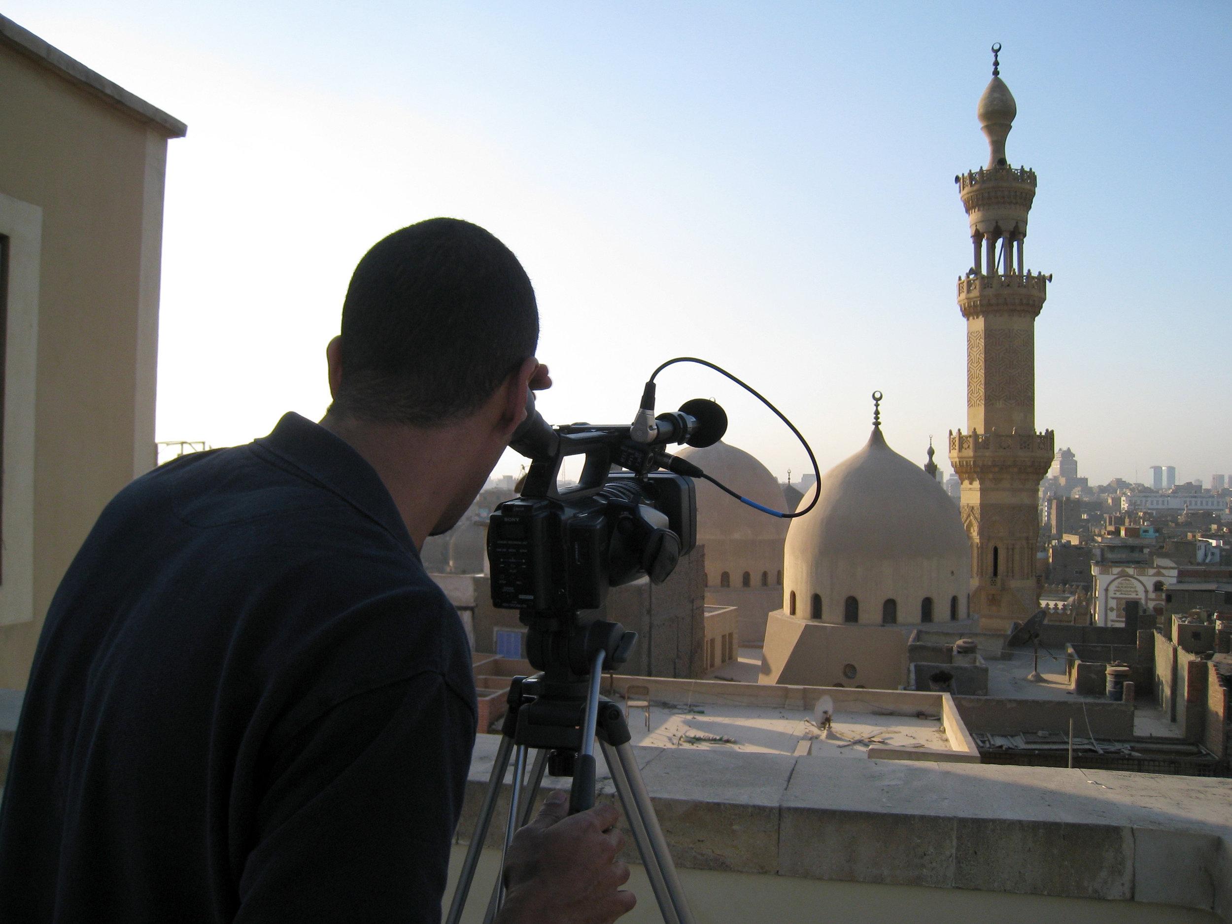 Elkatsha in Islamic Cairo