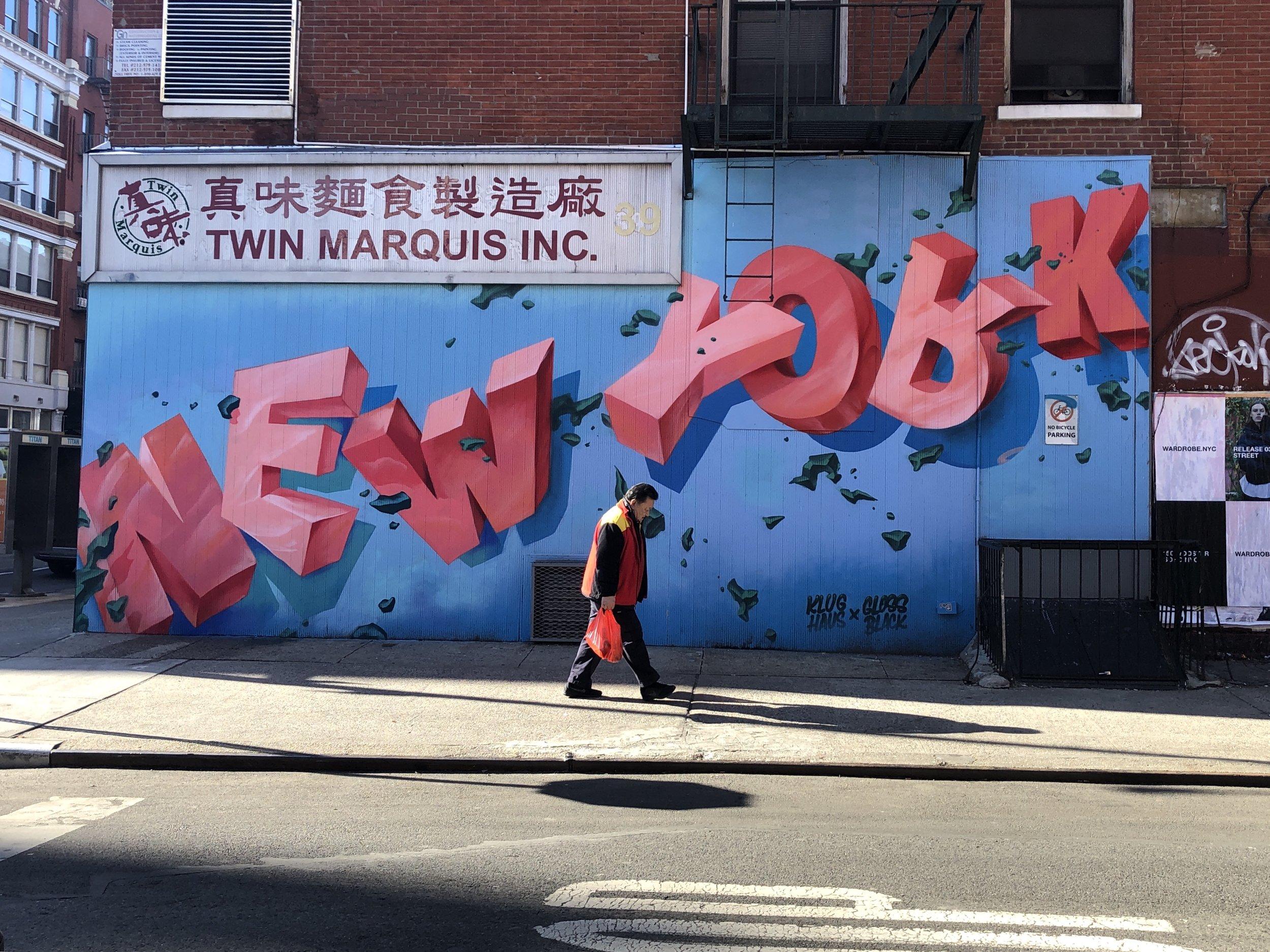 Ludlow St., NYC