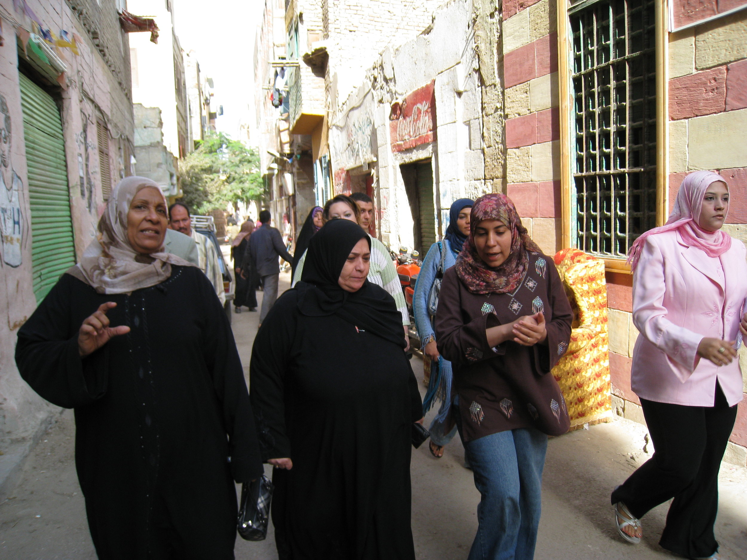 Darb Ahmar, Cairo
