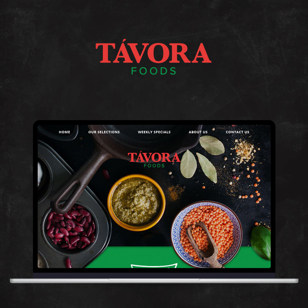 TAVORA FOODS - BRAND REFRESH