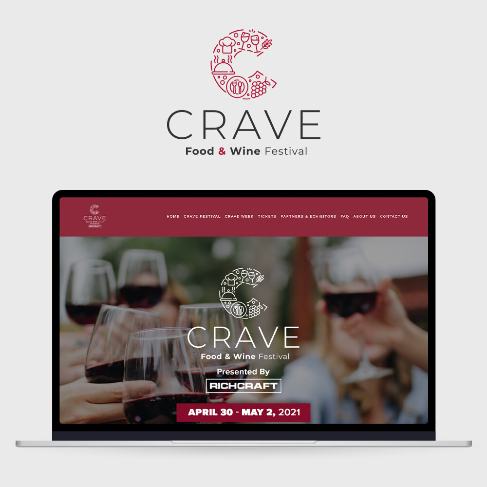 CRAVE - BRAND DEVELOPMENT