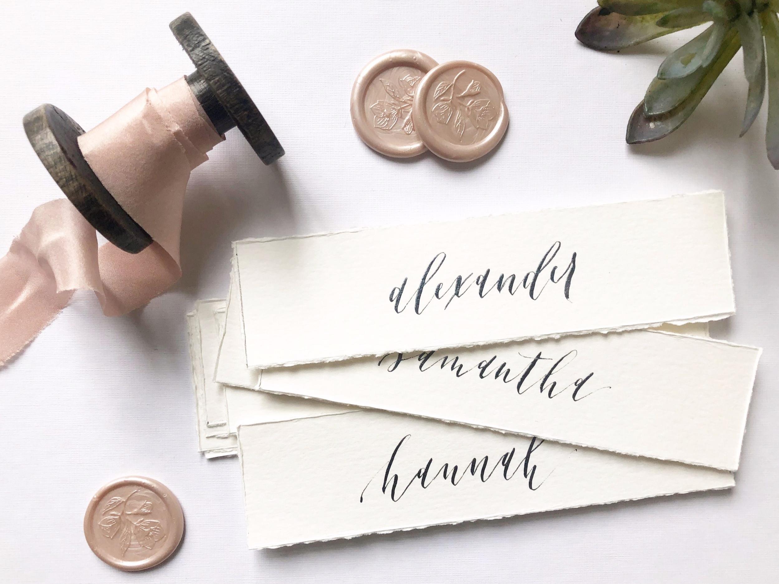 SERVICES - Chalkboard & Mirror SignsEnvelope AddressingWedding Day DetailsDigital CalligraphyLaser Cut Signs