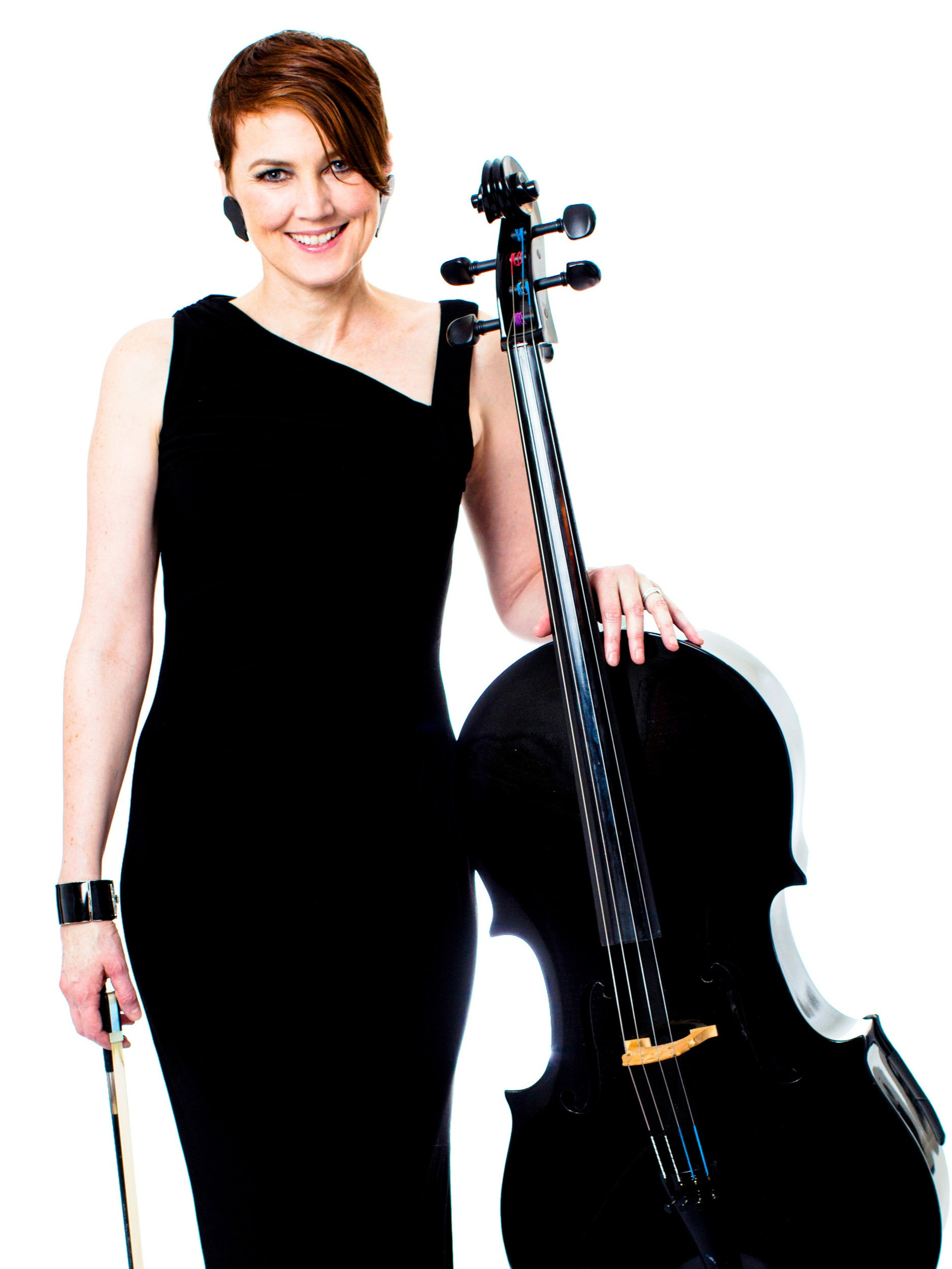 Stephanie Winters - Suite No. 5 in C minorWinters & Bengtsson: Cello, DanceDecades of touring led cellist Stephanie Winters to become passionate about leveraging the transformational power of music for positive change in the workplace. She now works in the realm of leadership, where she gives Listen Differently® workshops and keynotes, playing Bach and using movement to inspire people to go beyond their limitations and perform at their best.Learn more at www.StephanieWinters.com.