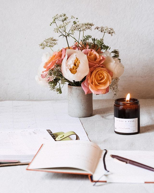 Aaaaaand we're live! The two new summer essential oil blend candles - Into The Rose Garden and Rebalance - are available now. Both blends are available in a smaller 60ml travel size and a larger 180ml size as well as the usual 120ml jar. Rebalance was created to ground you and return you to being calm and centred, while Into The Rose Garden is all about mood boosting and focus when you need to get stuck into your next creative project. They also both smell completely delicious. I'm so thrilled with them both, and I hope you love them as much as I do.⠀⠀ 🌸 Quantities of all three sizes are limited for the moment, but popular blends/sizes will almost certainly be restocked. 🌸 Link in profile for everything you need, and I'm here to answer any questions you have.