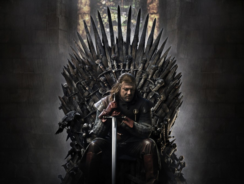 Game of Thrones - Of course this is on my list, how could it not be? Has there ever been a TV show so gripping, shocking and exciting. Gutted it's coming ot an end but lets enjoy it while it's here.