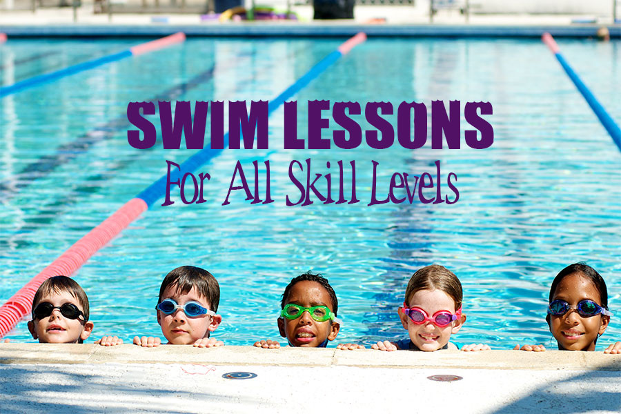 Sign up for swim lessons - Want to learn how to swim? We have specific swim classes for kids of all ages and all skills.