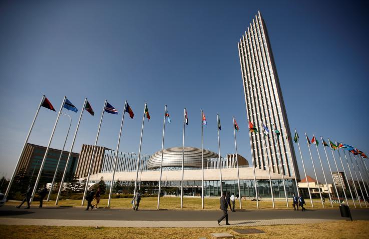 African Union, Addis Ababa, Ethiopia.