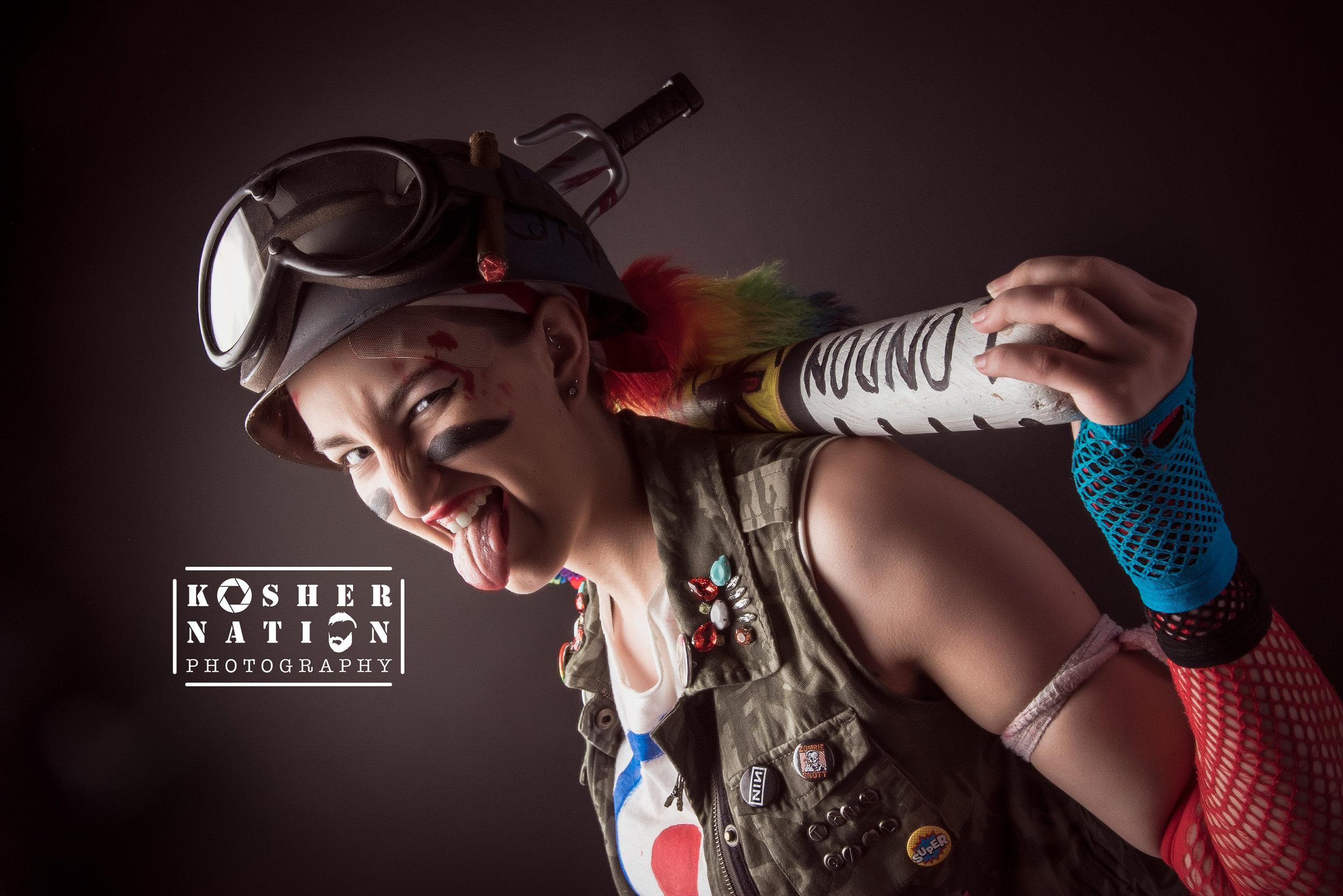 Madison C. - Tank Girl
