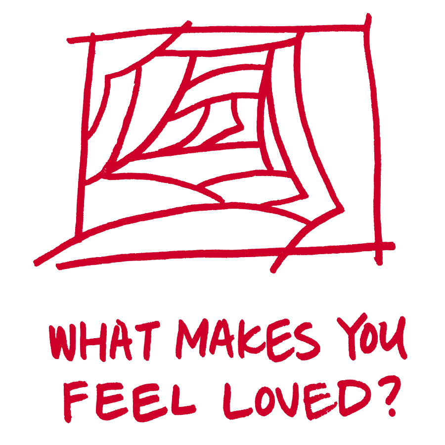 LaDara Brydson, Nicole Dell'Angelica, Mason Hughes_What Makes You Feel Loved_.png