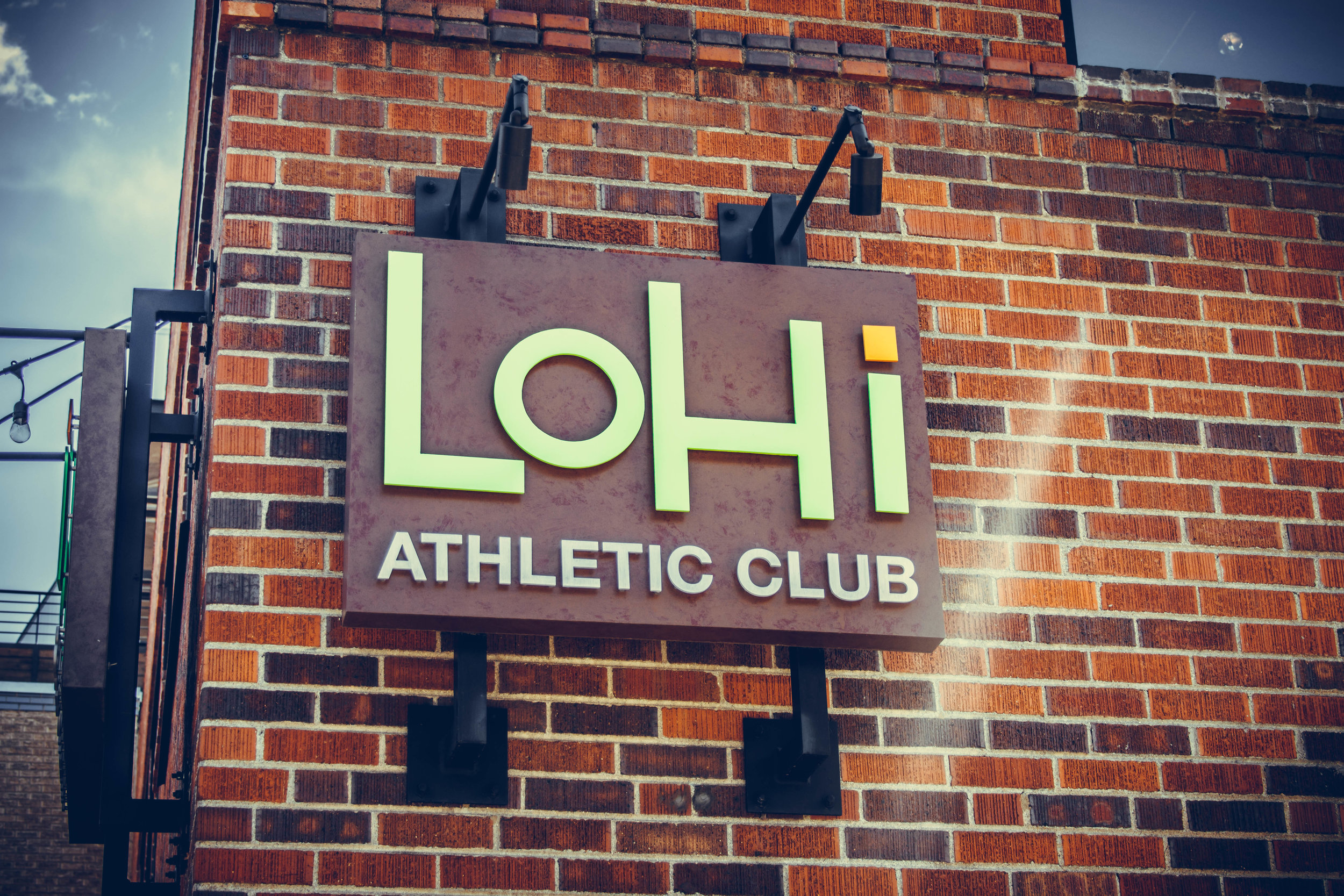 LoHi Athletic Club.