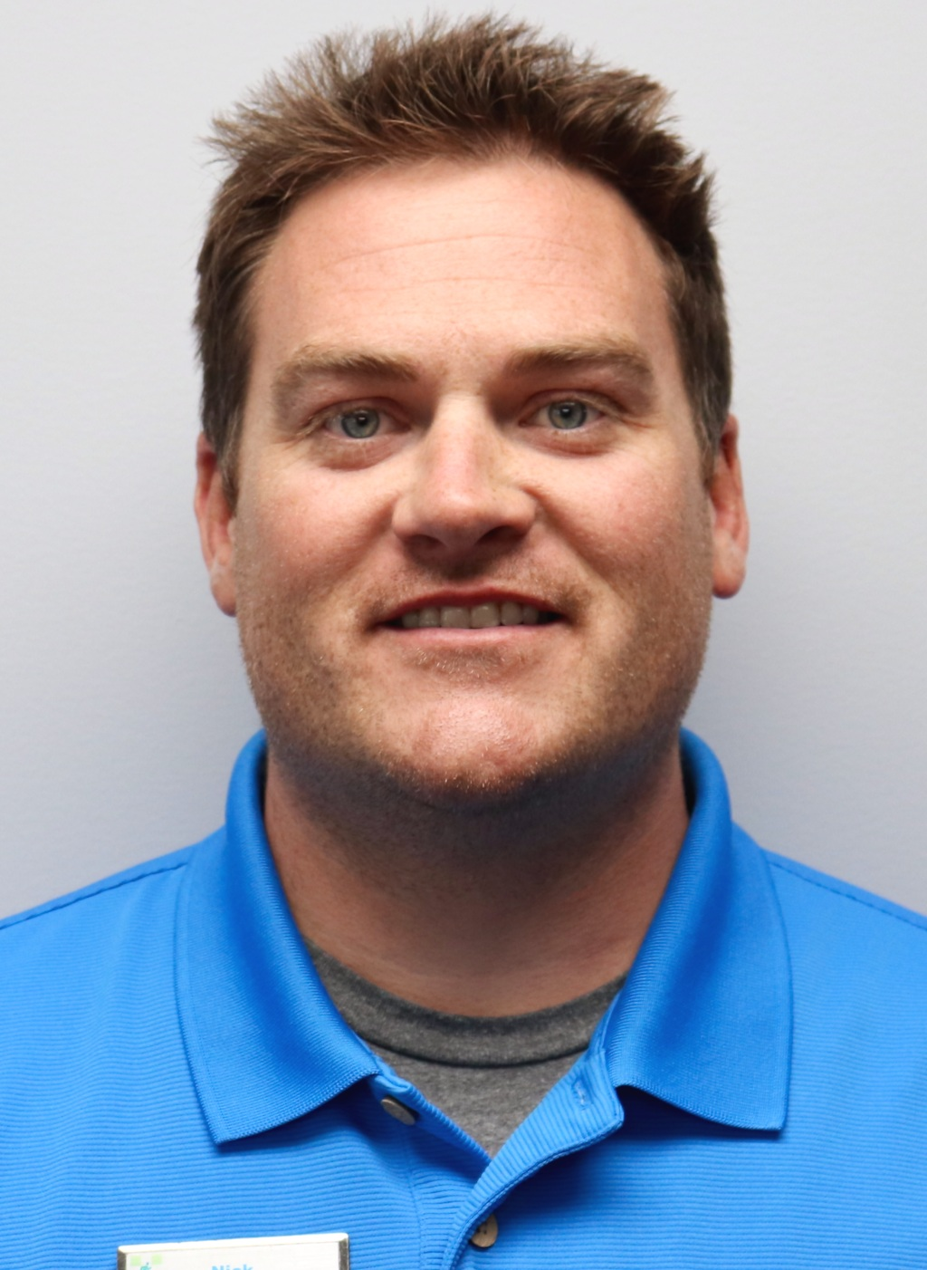 Nick Van Bogelen - CSCS, AT, ATC