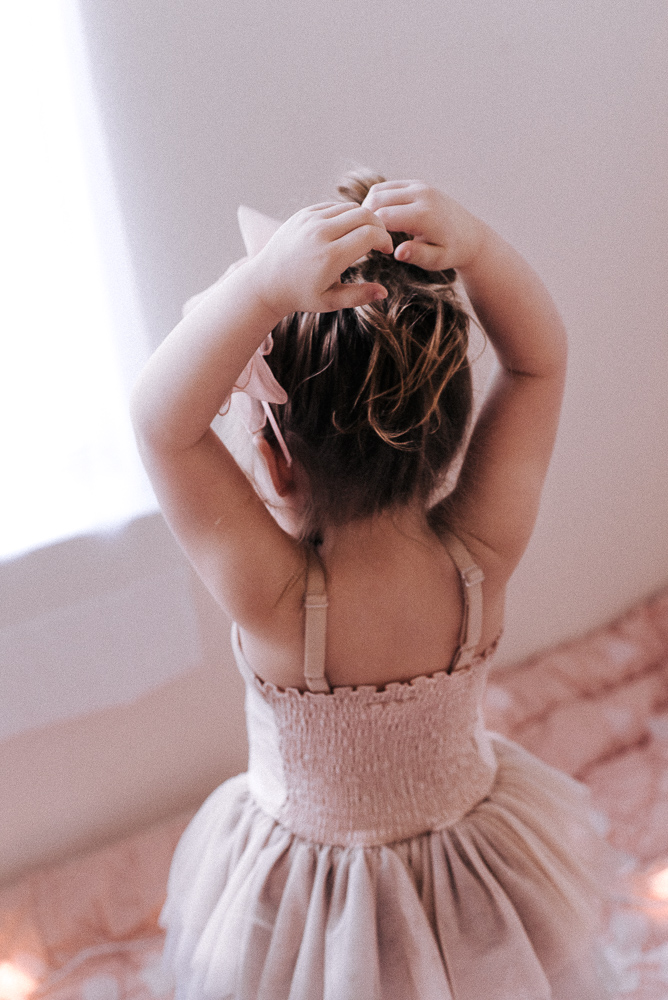 Sawyer's Ballet Daydream | Hello Daydreamer Photography | Salt Lake City Fine Art Dance Photographer