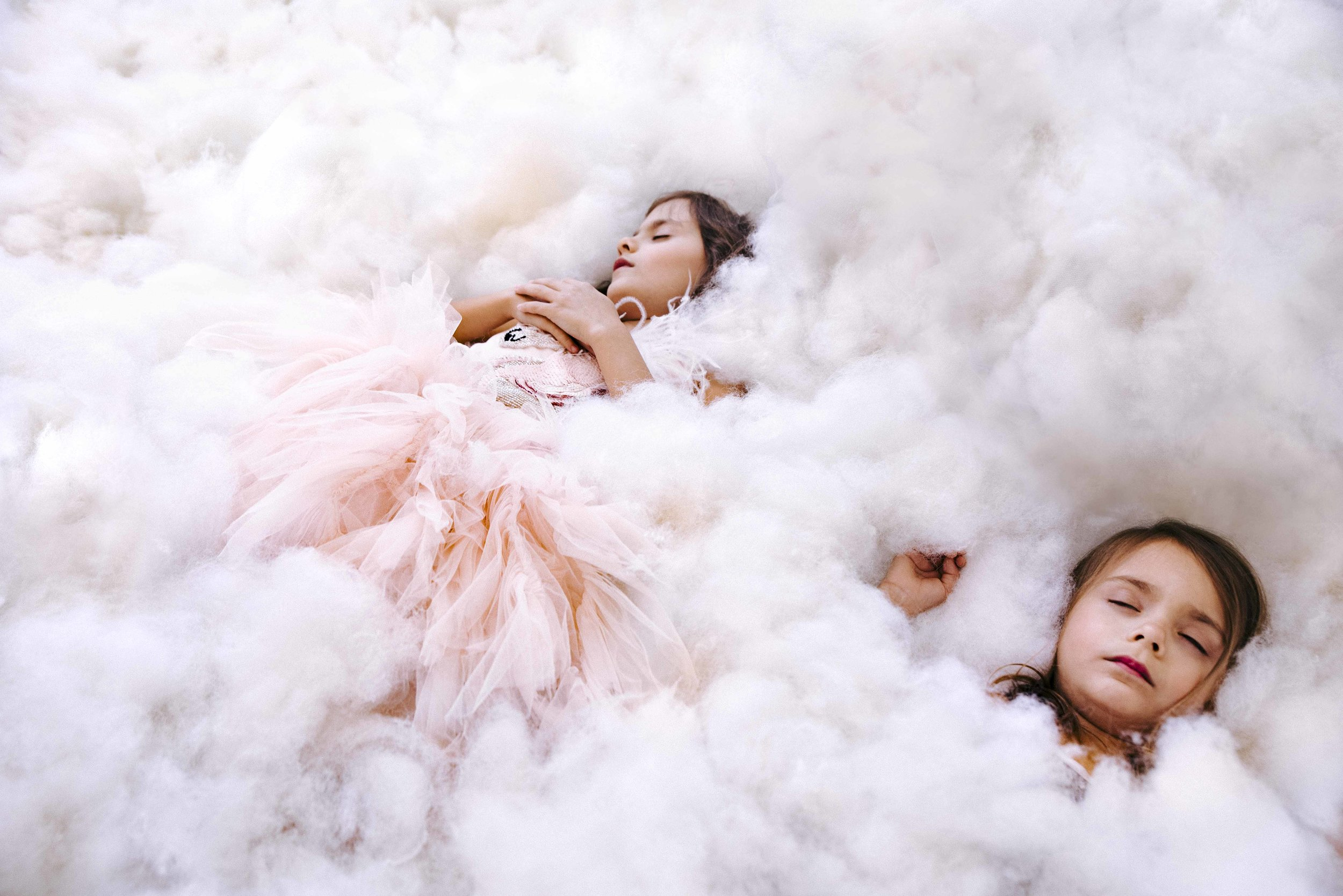 Ava + Lily's Daydream | Hello Daydreamer Photography | Salt Lake City Child and Dance Photographer