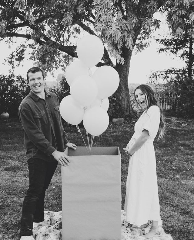 IT'S A... ⁣ ⁣ ⁣ girl!!!!! so excited to meet sweet babe in March!!